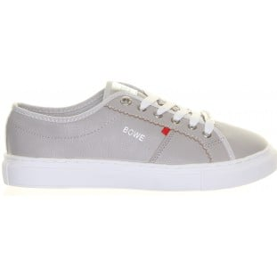 Tommy Bowe Grey Laced Trainer