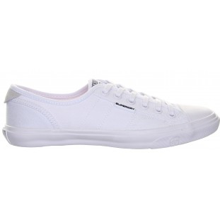 Superdry White Low Pro Sneaker